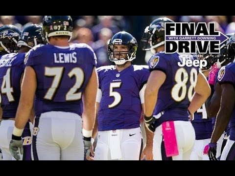 Will This Year Be An Offensive-Minded Draft? | Final Drive | Baltimore Ravens