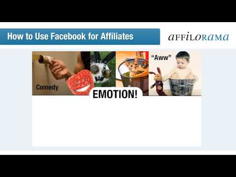 How to Use Facebook for Affiliates