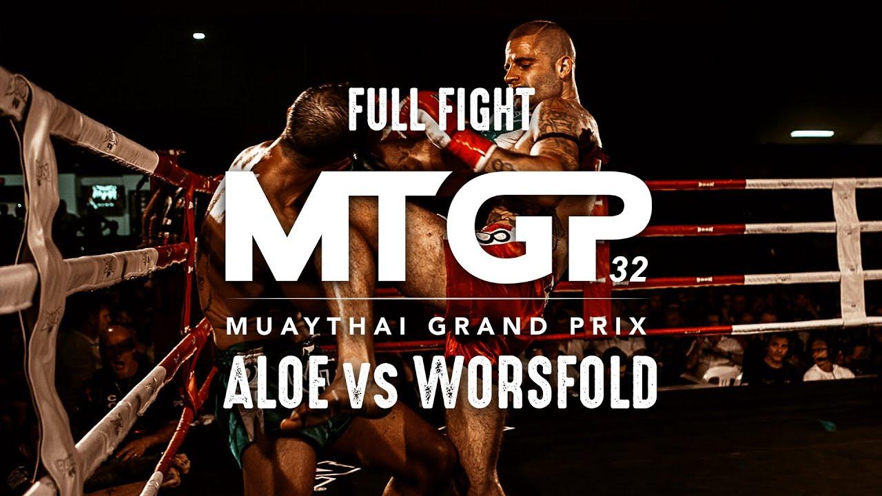 MTGP32   Perth: Tomasso Aloe vs Ben Worsfold
