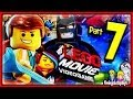 LEGO Movie Videogame Walkthrough Part 7 Cuckoo Land Destroyed