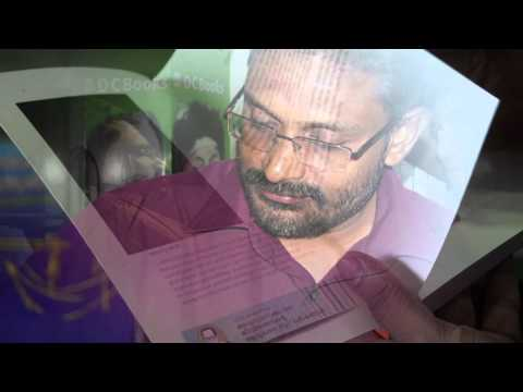 VIDEO OF BENYAMIN BOOKS -POPULAR MALAYALAM NOVELIST - SHORT STORY WRITER