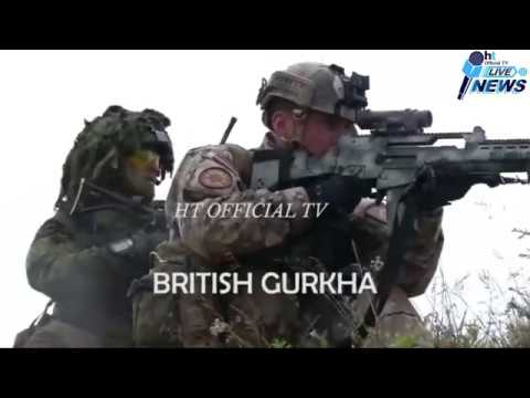 British , Royal Gurkha Rifles ,World's most Feared Soldiers.