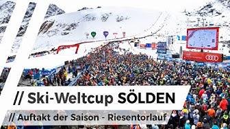 Ski-Weltcup-Auftakt in Sölden - Sensationeller Start der Saison!