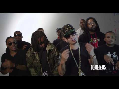 Young A feat Juicy J & Tay Don - Trippy @YoungAmme @TheRealJuicyJ @IAmTayDon @doughboybeatz NewVideo