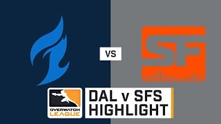 HIGHLIGHTS Dallas Fuel vs. San Francisco Shock | Stage 1 | Week 1 | Day 2 | Overwatch League