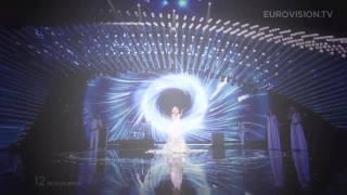 Polina Gagarina - A Million Voices (Russia) - LIVE at Eurovision 2015: Semi-Final 1