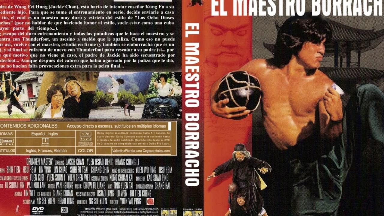 Drunken Master / El ma...
