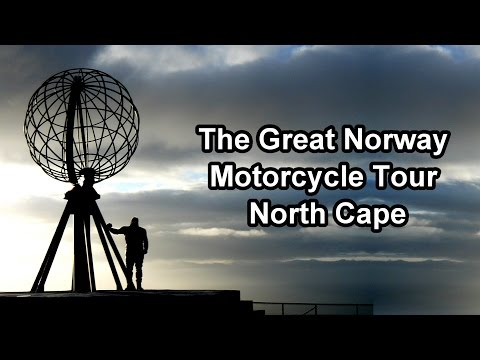 The Great Norway Motorcycle Tour - North Cape
