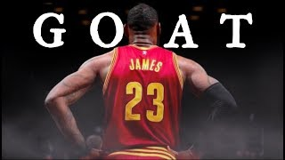 lebron james   goat ᴴᴰ ft drake   im upset