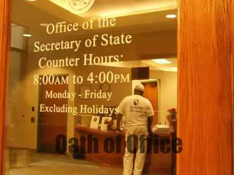 Open Records Test - Oath of Office