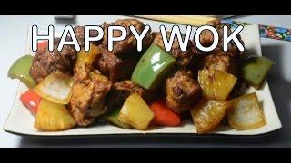 香港食品 Sweet and Sour Porks spareribs: Authentic Chinese Cooking