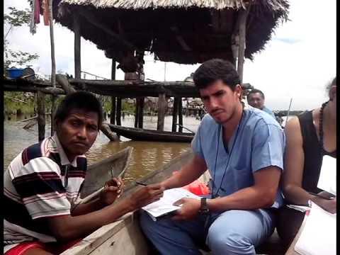 Atención de pacientes con VIH en las comunidades warao de Delta Amacuro