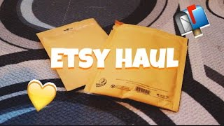 American Girl Etsy Haul! - Packages from SewCuteForever and 18inchestall