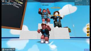 I got first place on this roblox game!