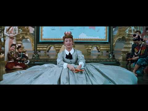 The King And I (1956) - Anna's Teaching Dresses