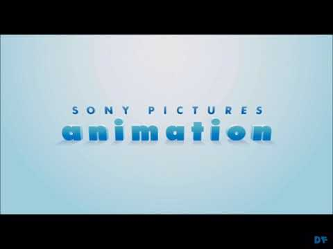 Sony pictures animation logo history 2x fast