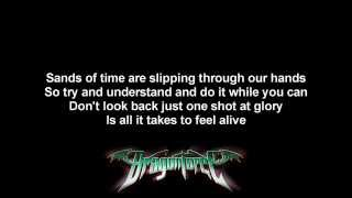DragonForce - Tomorrow's Kings | Lyrics on screen | HD