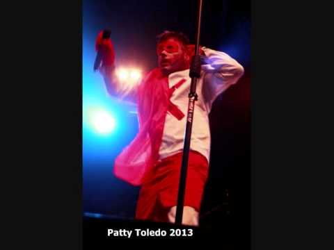 Interview with Dero Goi, from Oomph!, by Patty Toledo, for Phoenix Radio
