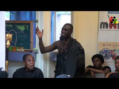 The Ashanti tell their part of the story in Amsterdam