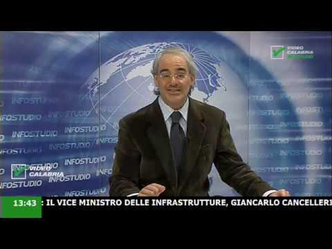 InfoStudio il telegiornale della Calabria notizie e approfondimenti - 29 Aprile 2020 ore 13.30