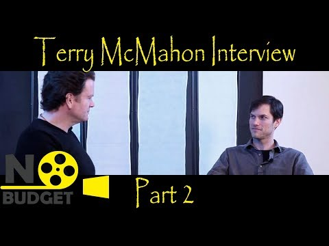 Terry McMahon Interview Part 2