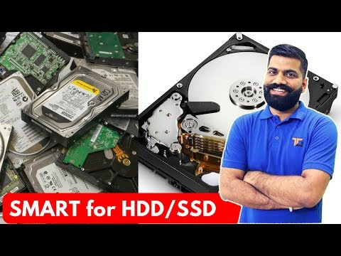 Hard Drive Death? SMART Analysis for HDD and SSD