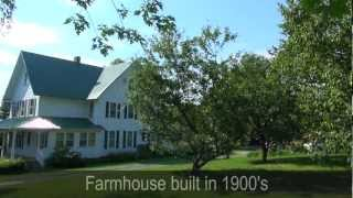 Upstate NY Farmhouse for Sale $222,500 - Sold