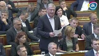 Ezt válaszoltam Orbán Viktornak a Parlamentben