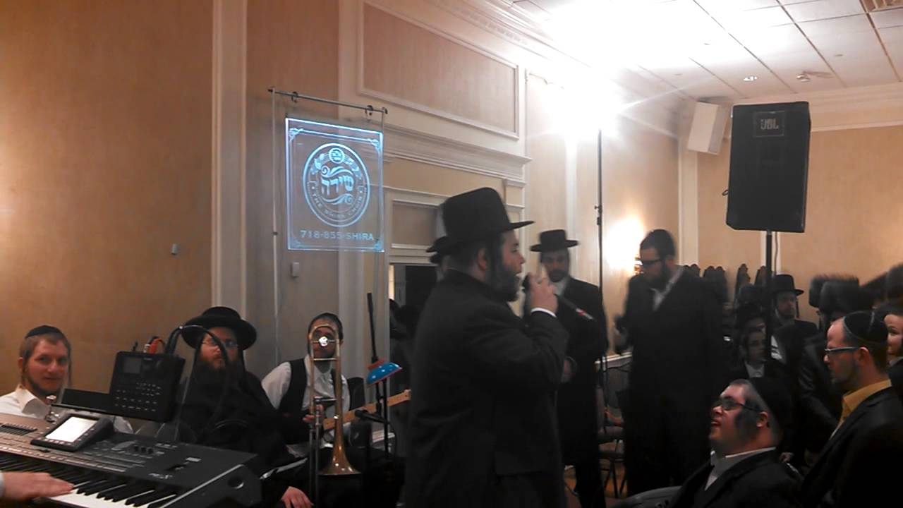 """Shira With Levy Falkowitz """"Yesh Tikva"""""""