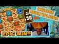 MASSIVE TIKI TUMBLE MULTIPLIER!! MEGA BIG WIN!!