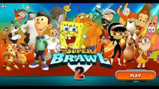 Super Brawl 2 music - Amity Park