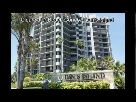 Clearwater Beach Condo - Dan's Island On Sand Key Market Report