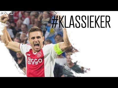 Tadic: 'Voor dit soort duels naar Ajax gekomen'