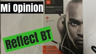 mi opinion sobre el jbl reflect bt