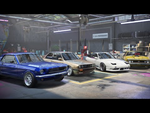 Need For Speed Heat Gameplay Walkthrough Part 1 - FULL GAME CAMPAIGN (No Commentary)