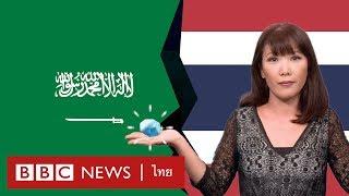 เพชรซาอุฯ โจรกรรมนำรอยร้าวของสองประเทศ - BBC News ไทย
