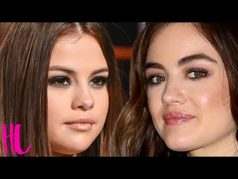 Lucy Hale Reveals Justin Bieber Fans Think She's Selena ...