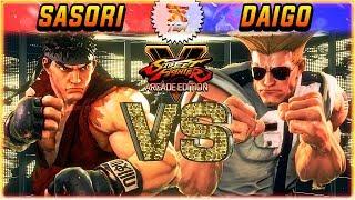 A TWO TITANS SHOWDOWN: SASORI with RYU (#3 RYU) face off against DA...