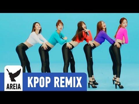 EXID - Up & Down | Areia Kpop Remix #166