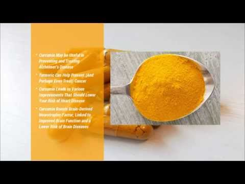 The Benefits of Turmeric Curcumin Capsules - Take Advantage of the Benefits of Turmeric