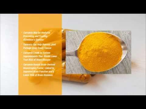 The Benefits of Turmeric Curcumin Capsules - Take Advantage of the Benefits of Turmeric