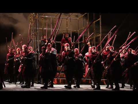 Macbeth - Òpera en directe des del Royal Opera House, estrena 4 d'abril