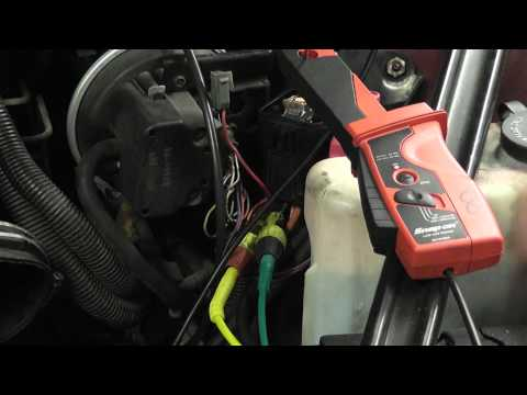Fuel Pump Relay Problem