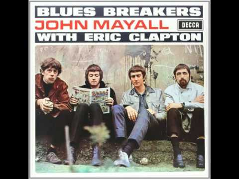Rambling On My Mind - Blues Breakers with Eric Clapton