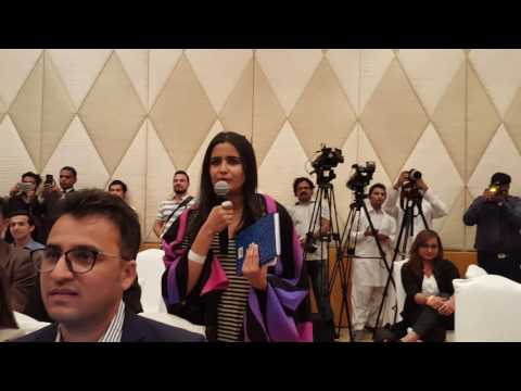 Freaky Ali Press Conference Dubai