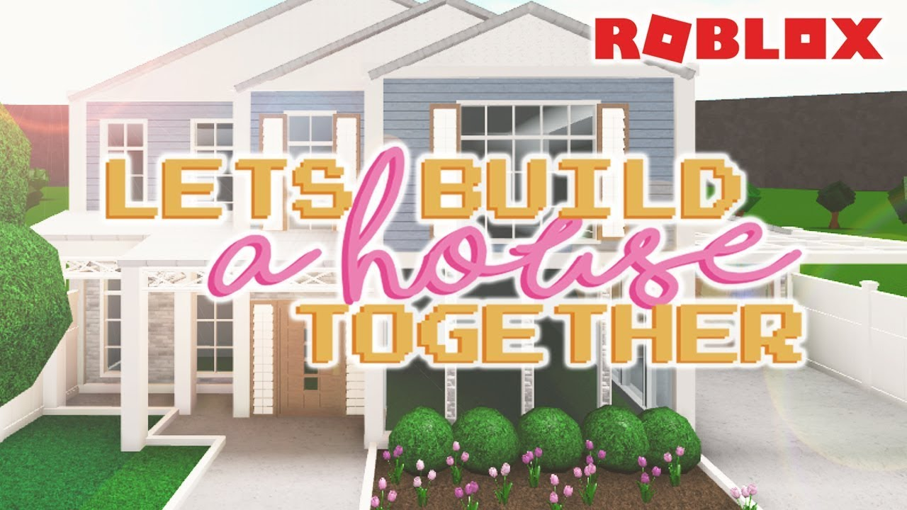 Lets Build A House Together 28k Part 1 Floor Plan And Exterior Welcome To Bloxburg Youtube,Modern Retail Store Interior Design