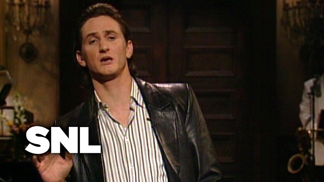 Download Sean Penn Monologue - Saturday Night Live