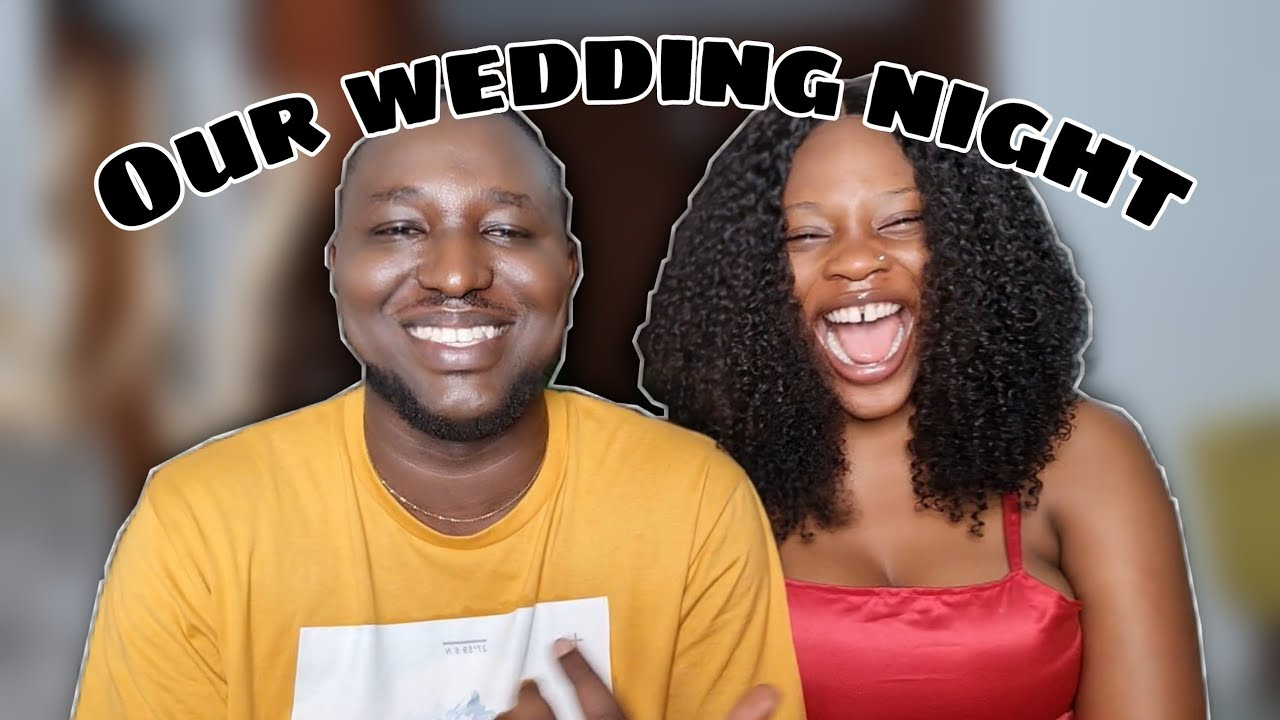Was our FIRST Wedding night awkward? | What REALLY happens