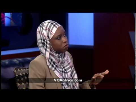 Straight Talk Africa Guest YALI Fellow Safiya Ahmad Nuhu ...