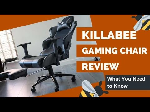 Killabee Big and Tall Gaming Chair Review (What You Need to Know)